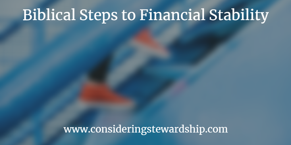 Steps financial Stability