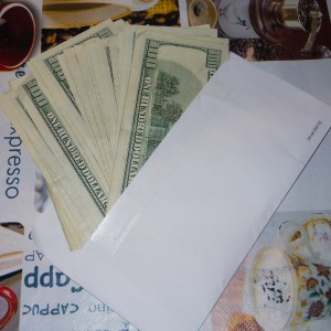 Cash Envelope budget