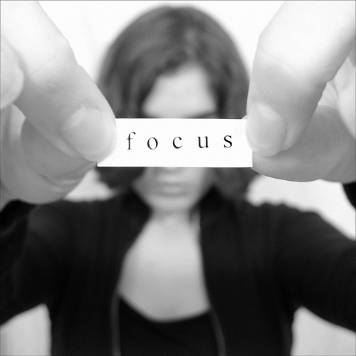 StayFocused on your work